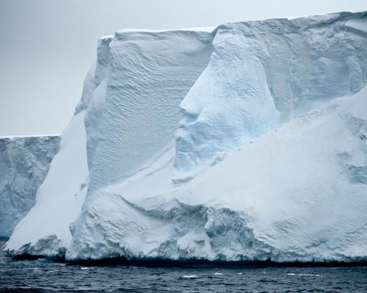Natures Art-Antartica